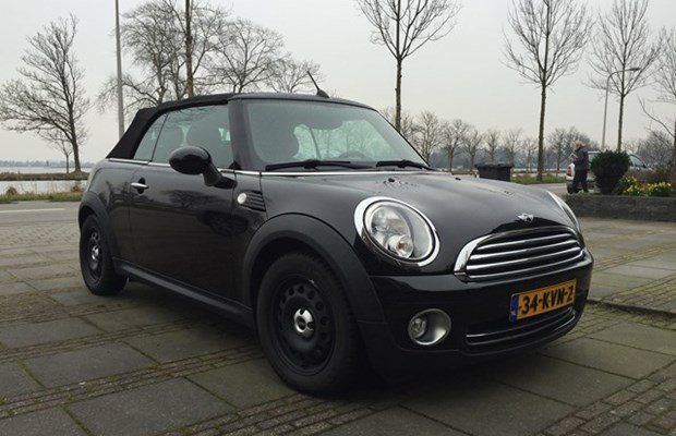Mini Cabrio 2010 in Gouda