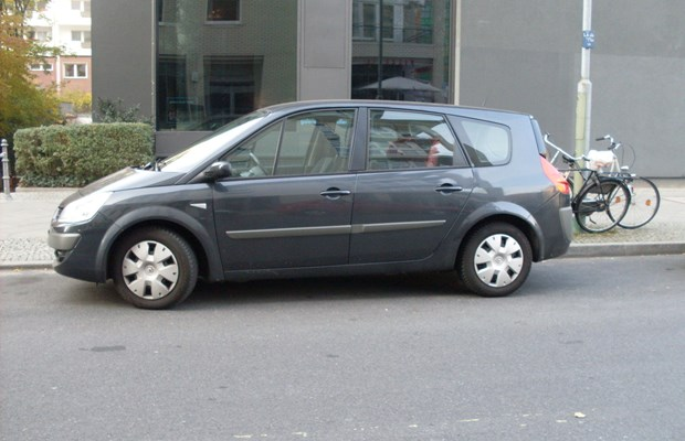 Renault Grand Scenic 2007 in Berlin