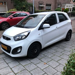 Image of the car that can be rented