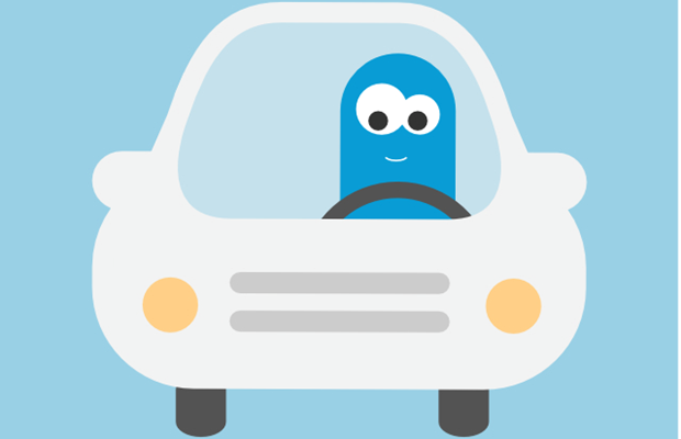 BMW 5-serie touring 2007 in Berlin