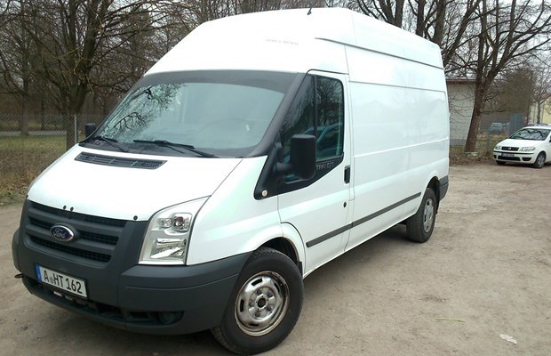 Ford Transit 2010 in Augsburg