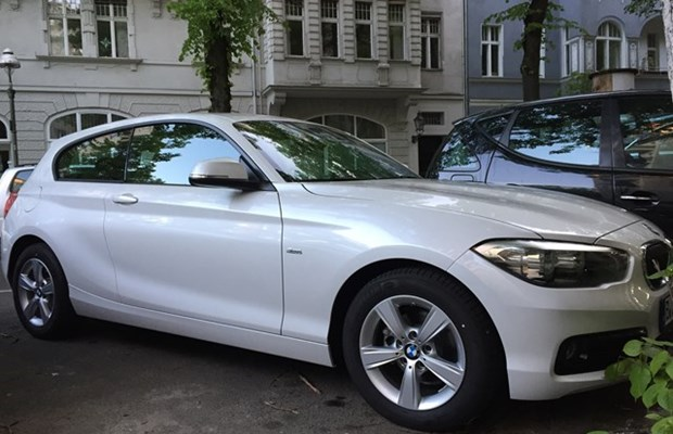 BMW 116i 2015 in Berlin
