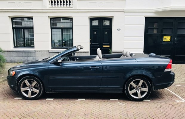 Volvo C70 Convertible 2007 in Den Haag