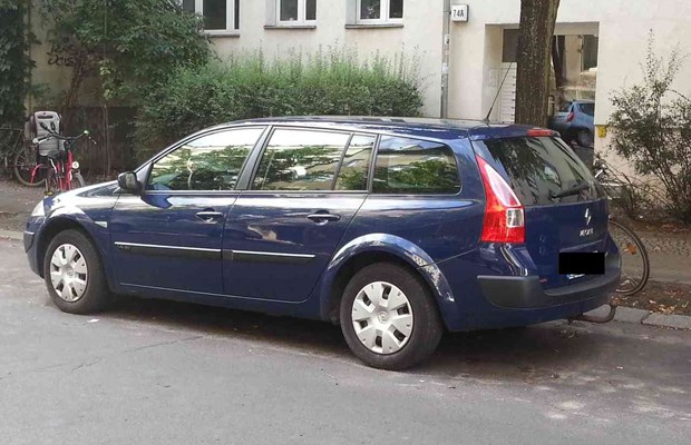 Renault Megane 2006 in Berlin