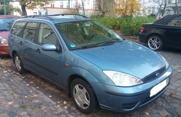 Ford Focus 2002 in Werder (Havel)