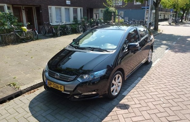 Honda Insight 2010 in Utrecht